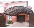 Навесы поликарбонат,ворота откатные металлоконструкции от производителя, фото — «Реклама Севастополя»