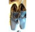 БОТИНКИ ЗИМНИЕ НОВЫЕ  для подростка мальчика 37 раз. - Одежда, обувь в Крыму