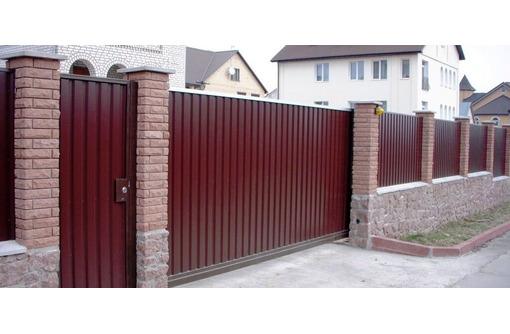Ворота откатные распашные,навесы,бытовки,металлоконструкции., фото — «Реклама Севастополя»
