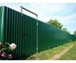 Заборы из профнастила ворота,навесы,бытовки., фото — «Реклама Севастополя»