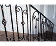 Лестницы кованые, сварные, деревянные, мраморные. Изготовление, монтаж., фото — «Реклама Ялты»