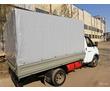 Заводской кузов на Газель 3302 Некст., фото — «Реклама Коктебеля»