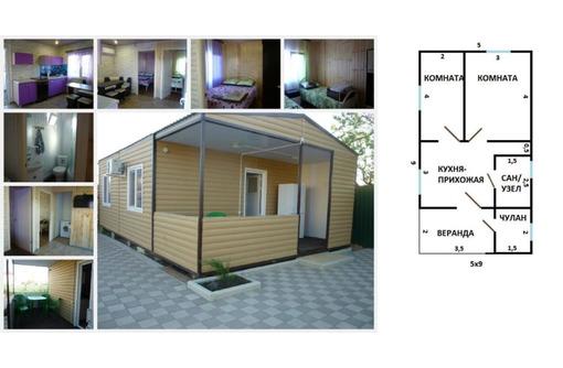 Бытовки дачные модульные домики пристройки., фото — «Реклама Севастополя»