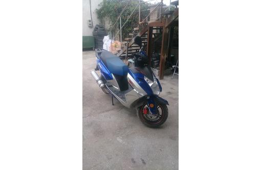 продам скутер SKAYBA 150, фото — «Реклама Севастополя»