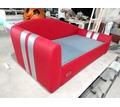 Кровать для подростка Формула с вышивкой - Мебель для спальни в Симферополе