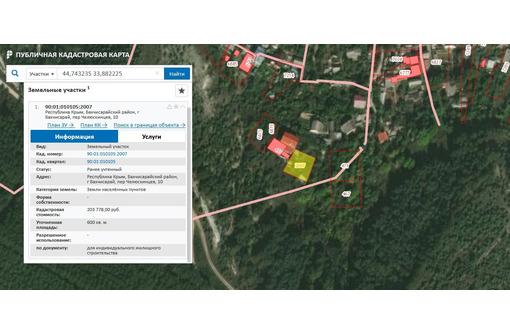 Продам земельный участок в старом части г. Бахчисарая, фото — «Реклама Бахчисарая»