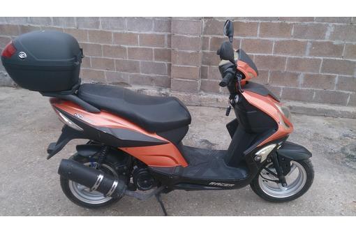 продам скутер RACER 150 R, фото — «Реклама Севастополя»