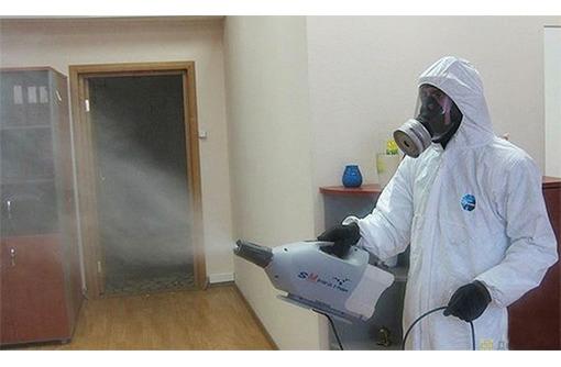Уничтожение трупного запаха в Коктебели. Дезинфекция квартиры после трупа (смерти). Жмите!, фото — «Реклама Коктебеля»