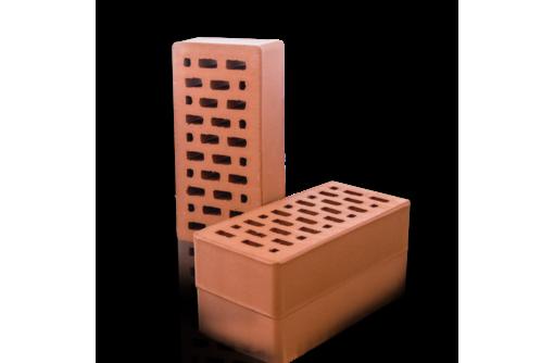 Кирпич керамический облицовочный, фото — «Реклама Севастополя»