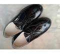 Мужские новые лакированные туфли - Мужская обувь в Севастополе