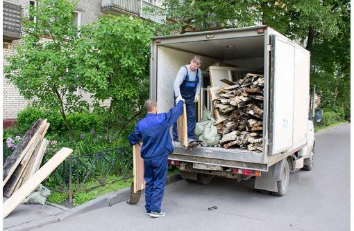 Вывоз строительного мусора , грунта, хлама. Любые объёмы!!!, фото — «Реклама Феодосии»