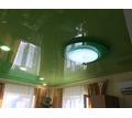 Комбинированные натяжные потолки-криволинейная спайка полотен - Натяжные потолки в Джанкое