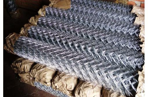 Оцинкованная сетка рабица с бесплатной доставкой., фото — «Реклама Черноморского»