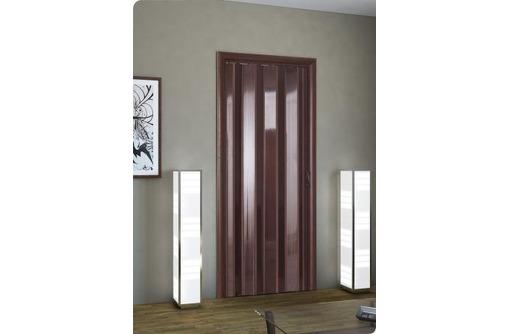 Дверь-гармошка складная межкомнатная, фото — «Реклама Алушты»