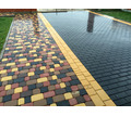 Производство тротуарной плитки 40мм и 60мм, бордюры. Ассортимент цветов. - Ландшафтный дизайн в Севастополе