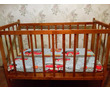 Детская кроватка с матрасиком, б\у 1000 р, фото — «Реклама Севастополя»