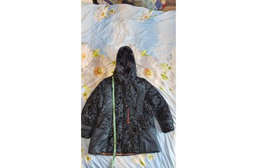 Женская зимняя куртка. теплая, фото — «Реклама Севастополя»