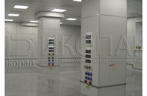 Негорючие стеновые панели СМЛ АКРИЛ, фото — «Реклама Севастополя»