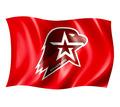 Флаг «Юнармия» размер 90х135 см. - Товары для школьников в Симферополе