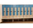 Шкафчики локеры шкафы для отелей и гостиниц, шкафчики для раздевалок и бассейнов HPL пластик, фото — «Реклама Севастополя»