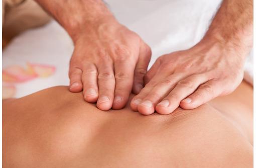 Лечебный, оздоровительный, восстанавливающий массаж, фото — «Реклама Севастополя»