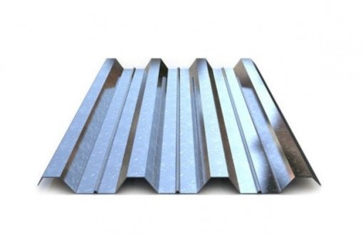 Профнастил НС-60 0,45 мм цинк 271 руб/м.кв., фото — «Реклама Феодосии»
