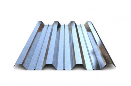 Профнастил НС-60 0,5 мм цинк 300 руб/м.кв., фото — «Реклама Феодосии»