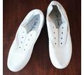 продам тканевые тенниски 42 р бу - Женская обувь в Севастополе