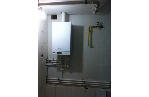 Отопление, теплые полы; водопровод, баки запаса воды, система фильтрации; система водоотведения., фото — «Реклама Судака»