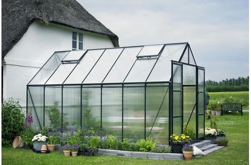 Сотовый поликарбонат прозрачный Plastilux (Премиум) 8 мм 6640 руб/лист, фото — «Реклама Феодосии»