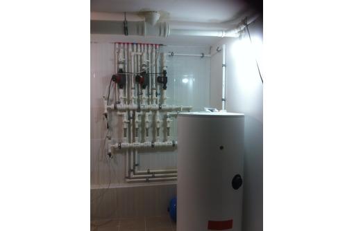 Отопление загородного дома. Использование энергии солнца для приготовления горячей воды ( ГВС)., фото — «Реклама Бахчисарая»