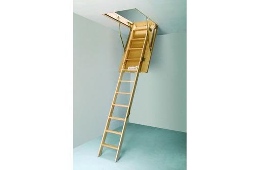 Чердачная лестница Fakro LWS Plus 280 см 60*120 см 6600 руб, фото — «Реклама Феодосии»