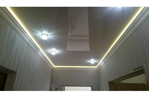Натяжные потолки любой сложности, фото — «Реклама Алушты»