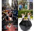 Генератор мыльных пузырей в аренду на праздник - Свадьбы, торжества в Симферополе