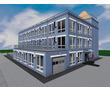 проект четырехэтажного офисного здания с подземным паркингом и 2 лифтами, фото — «Реклама Севастополя»