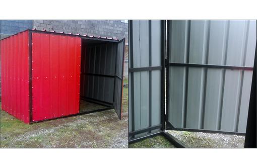 контейнерная площадка для инвентаря, фото — «Реклама Джанкоя»