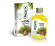 Масло кедрового ореха Organic, 100 мл, фото — «Реклама Севастополя»