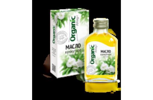Масло кунжутное Organic, 100 мл, фото — «Реклама Севастополя»