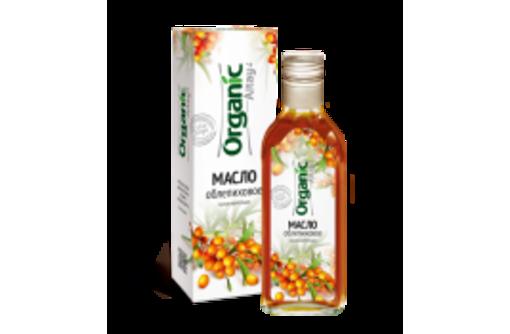 Масло облепиховое Organic, 250 мл, фото — «Реклама Севастополя»