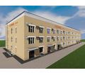 Проект трехэтажной гостиницы на 70 номеров - Услуги по недвижимости в Севастополе
