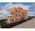 Проект трехэтажного частного дома для строительства на узком участке земли - Услуги по недвижимости в Севастополе