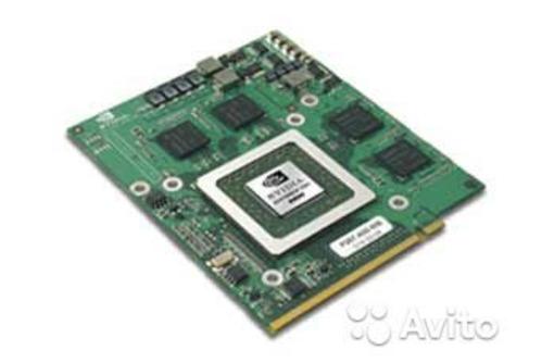 Видеокарта ноутбука съёмная nvidia gf-go6800-b1, фото — «Реклама Евпатории»