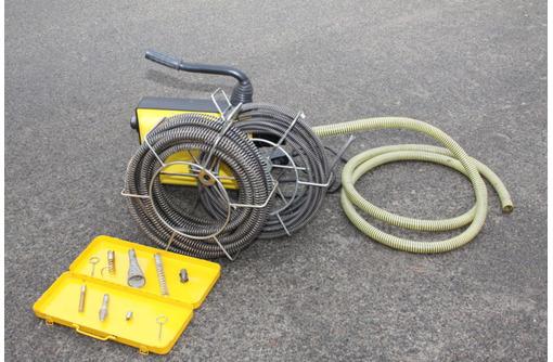 Прочистка канализации профессиональным оборудованием. Устранение засор труба., фото — «Реклама Алушты»