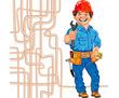 Сантехник Алушта. Прочистка канализации, устранение засоров труб профессиональным оборудованием, фото — «Реклама Алушты»