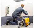 Прочистка и устранение засора труб канализации. Промывка канализационных труб, фото — «Реклама Алушты»