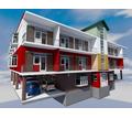 Трехэтажный дом на 8 квартир с паркингом на 1 этаже - Услуги по недвижимости в Севастополе