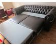 Новый кожаный 3х местн диван Честер, фото — «Реклама Севастополя»
