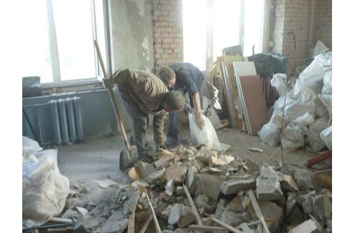 Вывоз строительного мусора, грунта, хлама. Демонтажные работы. Любые объёмы!!!Работаем 24/7, фото — «Реклама Севастополя»