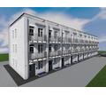 Проект таунхауса - 10 блокированных трехэтажных домов - Услуги по недвижимости в Севастополе