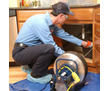 Прочистка канализации электрооборудованием. Прочистка канализационных труб гидро оборудованием, фото — «Реклама Алушты»